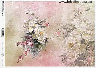 Papier - ryžový papier ITD 1389 - 9437495_