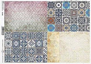 Papier - ryžový papier ITD 1392 - 9437511_