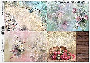 Papier - ryžový papier ITD 1393 - 9437518_