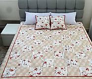 Úžitkový textil - Prehoz na posteľ - 9439315_