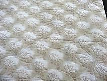 Úžitkový textil - Prehoz na posteľ  - 9439316_