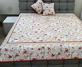 Úžitkový textil - Prehoz na posteľ - 9439318_