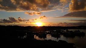 Fotografie - Západ slnka - 9437005_