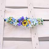 Polvenček z lúčnych kvetov