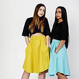 Iné oblečenie - Set sukňa + crop top - 9441947_