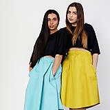 Iné oblečenie - Set sukňa + crop top - 9441949_