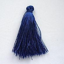 Galantéria - Strapec 40mm-1ks (modrá) - 9441363_