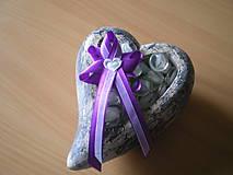 Pierko fialové pre rodičov I.