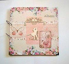 Papiernictvo - Svadobný fotoalbum 30x30 cm - 9440590_