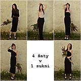 - 4 šaty v 1 sukni - 9441655_