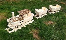 Nádoby - Vlak do záhrady 2 - 9442538_