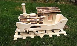 Nádoby - Vlak do záhrady 2 - 9442549_