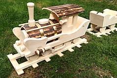Nádoby - Vlak do záhrady 2 - 9442550_