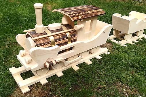Vlak do záhrady 2