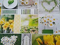 Textil - panel kvetinkový  - 9440676_