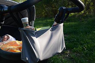 Detské tašky - organizér bez vršku (jednofarebný organizér bez aplikácie) - 9444449_