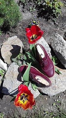 Obuv - Dámské topánky hand made velkosť 36-43 - 9443289_