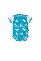 Detské oblečenie - Rostoucí body krátký rukáv 100%LETNÍ merino - 9444361_