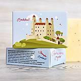 Drogéria - Bylinkové mydlo: Bratislavský hrad - 9443754_