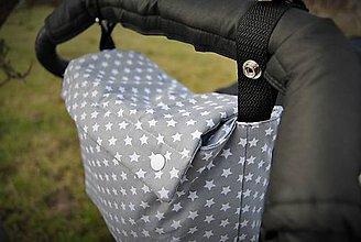 Detské tašky - Kapsa na kočík - 9447510_