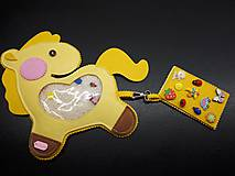 Detské doplnky - Spy bag koník - 9445750_