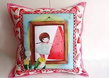 Úžitkový textil - Melon Girl ... No.3 - 9445678_