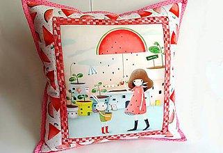 Úžitkový textil - Melon Girl ... No.1 - 9445650_