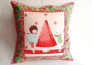 Úžitkový textil - Melon Girl... No.2 - 9445665_