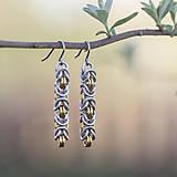 Náušnice - Miss perfect - zlaté náušnice - 9446419_