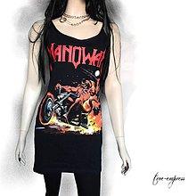 Šaty - Letné tričkové šaty MANOWAR - 9447453_
