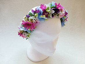 Ozdoby do vlasov - Záhradná poézia - 9446088_