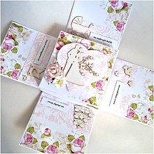 Papiernictvo - Krabička na peniaze - 9447346_