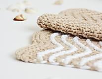 Úžitkový textil - Kúpeľňové žinky II - 9446403_