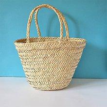 Kabelky - Letná plážová taška Nature - 9446105_