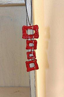 """Náhrdelníky - náhrdelník """"4x4"""" - 9447289_"""
