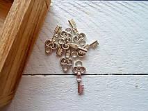 komponent Kľúč