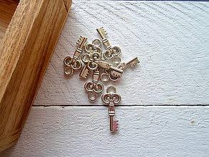 Komponenty - komponent Kľúč - 9445830_