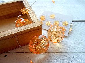 Korálky - dekoračná aranžérska sada