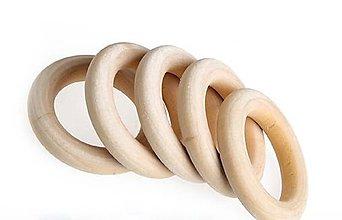 Polotovary - KR106 Krúžok drevený 5,5 cm - 9445170_