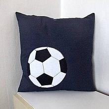 Textil - Vankúše pre chalanov - Futbal I. - 9445901_