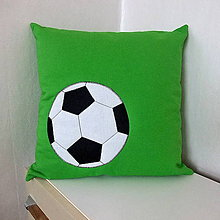Textil - Vankúše pre chalanov - Futbal II. - 9445912_