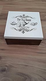 Krabičky - Tea Time & Bakery - 9446501_