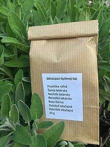 Potraviny - Očisťujúci bylinný čaj - 9446035_