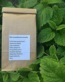 Potraviny - Čaj na posilnenie imunity - 9446166_
