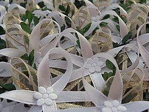 Pierka - Svadobné pierka Krušpán - 9449760_