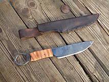 Nože - Keltský nôž s pošvou II. - 9450294_