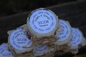 Darčeky pre svadobčanov - Darčeky pre svadobčanov - 9448001_