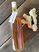 Potraviny - Zázvorový sirup - 9450143_