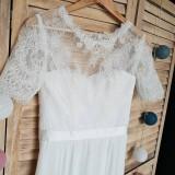 - Svadobné šaty pre Kitsune - 9448175_