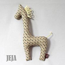 Hračky - Žirafa - 9450076_